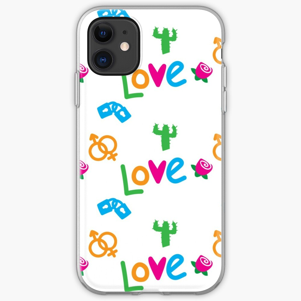 Love color iPhone Case & Cover