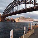 Pacific Dawn Sydney by Tom McDonnell
