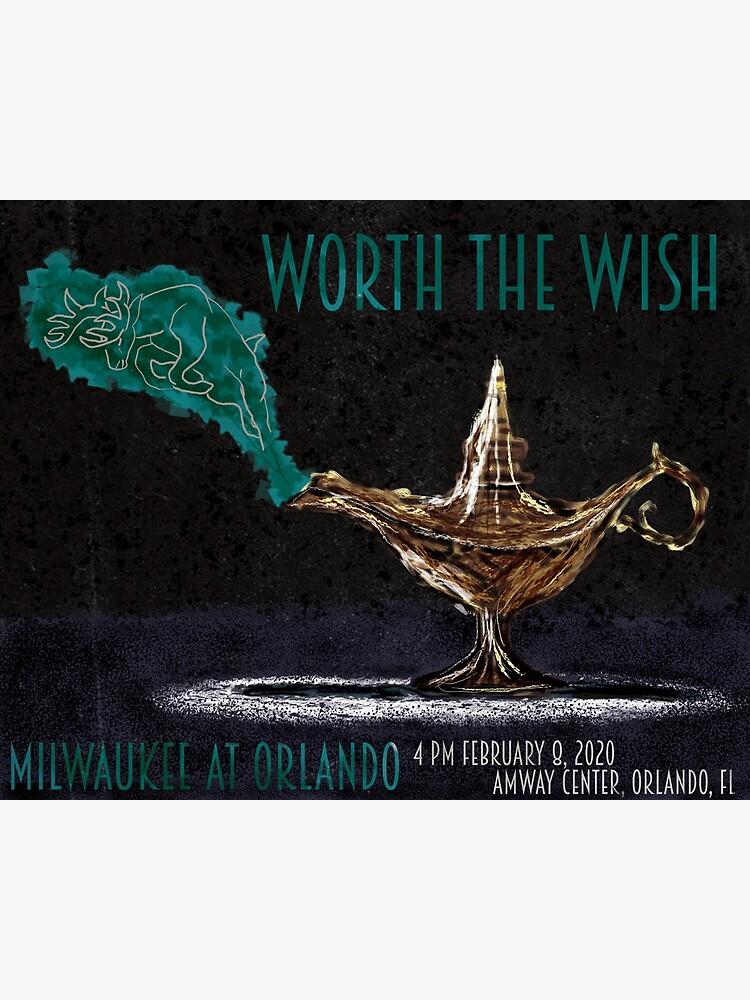 Worth the Wish by AJW3-Art