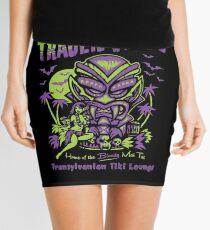 Trader Vlad's Transylvanian Tiki Hut Mini Skirt