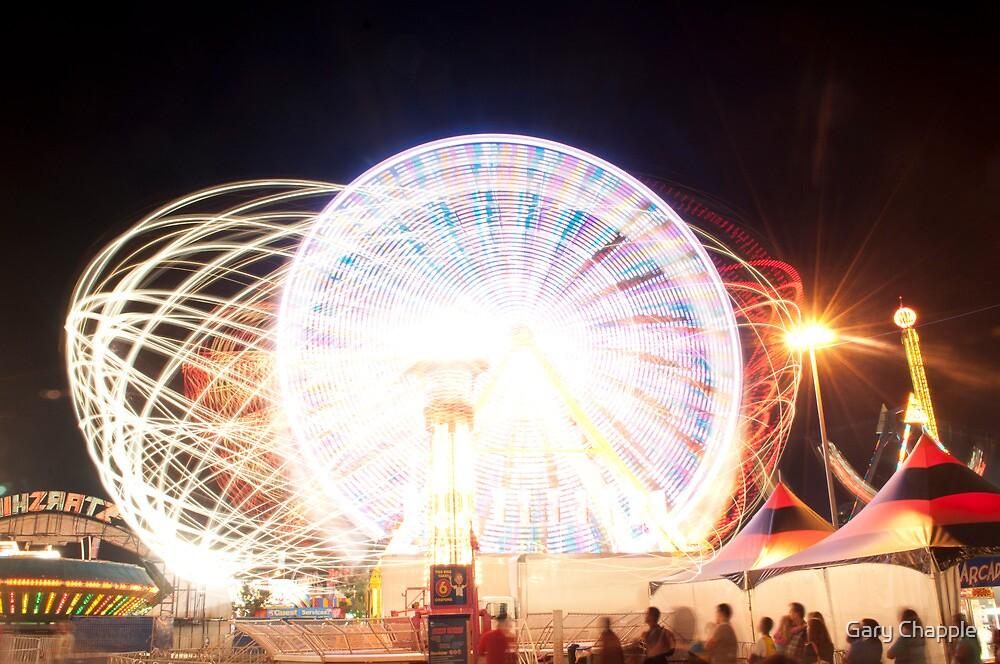 Light Web Light Wheel by Gary Chapple
