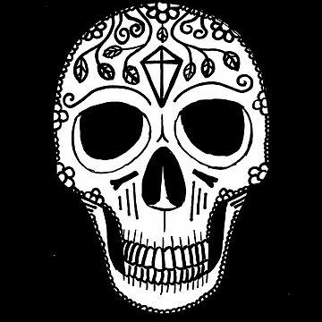 Candy Skull by kjen20