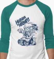 Maschine der Verrücktheit Baseballshirt für Männer