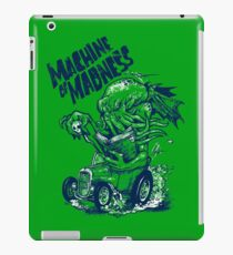Machine of Madness iPad Case/Skin