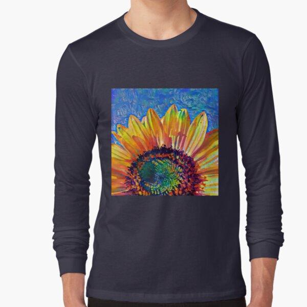 Solar eyelashes Long Sleeve T-Shirt