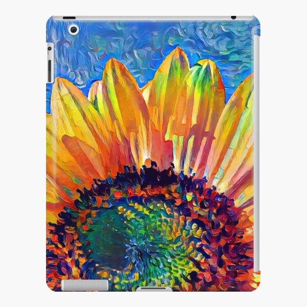 Solar eyelashes iPad Snap Case