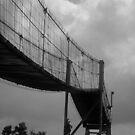 Swingin Bridge by Mechelep