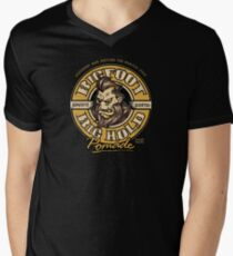 Big Foot Pomade Men's V-Neck T-Shirt