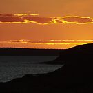 Sunset, Lowly Peninsula, South Australia by Emma Sterling