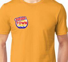 Burger Town Unisex T-Shirt