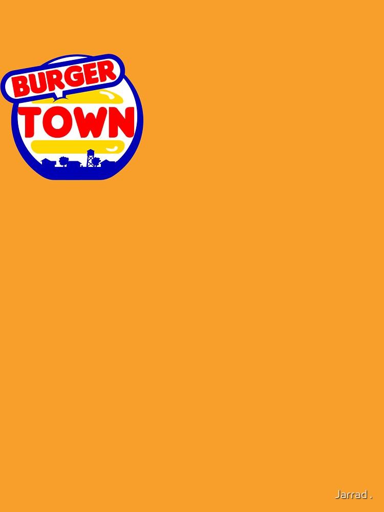 Burger Town de NiFe