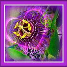Passion Flower Dream by Mechelep