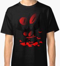 happy halloween horror fantasy vector art Classic T-Shirt