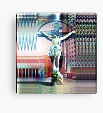 P1450116 _P1450119 _XnView _GIMP Canvas Print