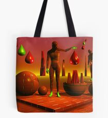 Blood Donors Tote Bag