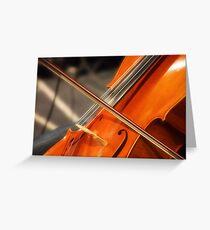 Kate's Cello Greeting Card