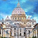 St. Peter's Basilica by andy551