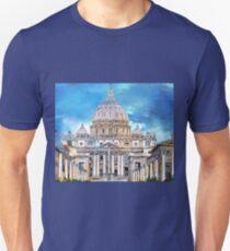 St. Peter's Basilica Unisex T-Shirt