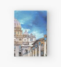 St. Peter's Basilica Hardcover Journal