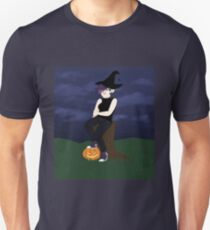 spooky witch lady T-Shirt