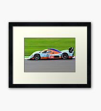 007 Lola Aston Martin Framed Print