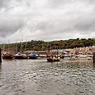Harbour Entrance by Clive