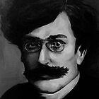 Vladislav Petkovic DIS (Serbian Writer) by Ognjen Stevanović