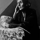 Virginia Woolf by Ognjen Stevanović