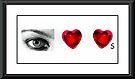 Eye Heart Hearts by SuddenJim