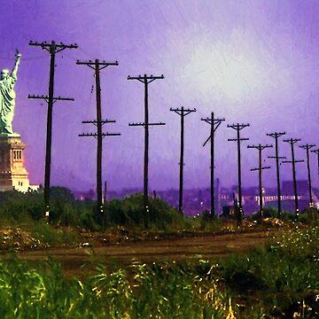Lady Liberty Lost by RCdeWinter