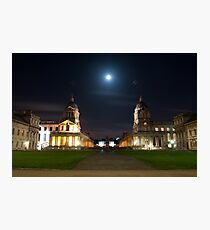 The University of Greenwich Photographic Print