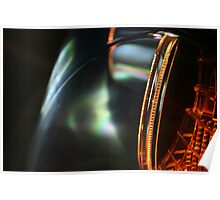 BMW X5 4.8i - Contact Lens! Poster