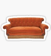 Couch Sticker