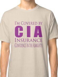 cia insurance Classic T-Shirt