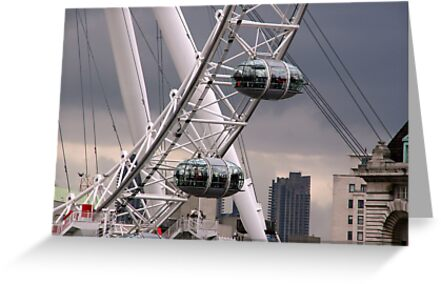 The London Eye by Bob Martin