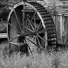 Wheels keep a turning by Mechelep