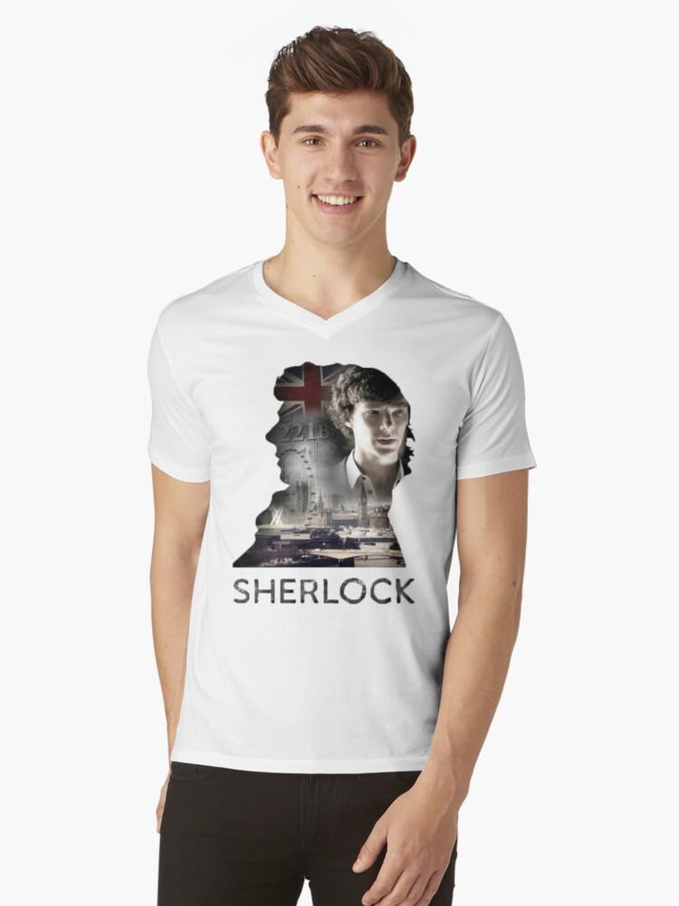 Sherlock by CelestialCow