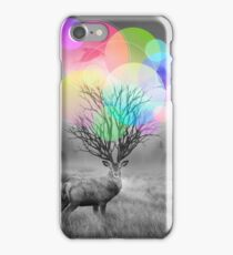 Calm Within the Chaos iPhone Case/Skin