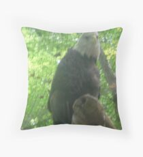 Egal  Throw Pillow