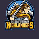 Highlander Sports Logo by Bamboota