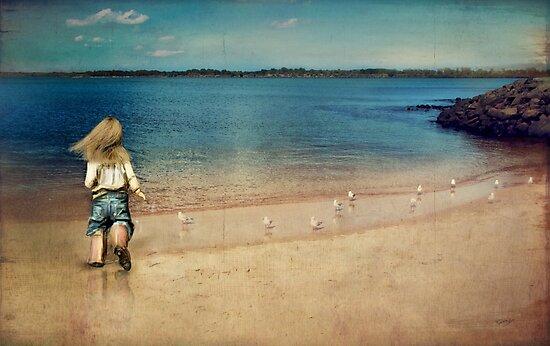 seaside holiday by Karin Taylor
