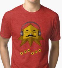 Hot Goron Beats Tri-blend T-Shirt