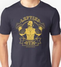 LEFTIES GYM Unisex T-Shirt