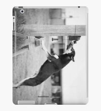 Police Dog, Tess iPad Case/Skin