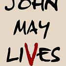 V - John May Lives by Andy Harris