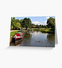 A Summers Day Greeting Card