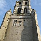 Church Tower  - Orbec by Samantha Higgs