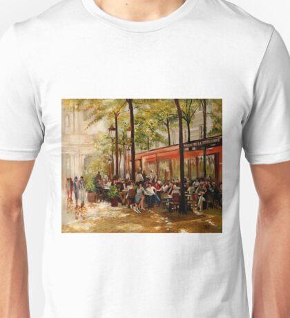 Tabac de la Sorbonne Unisex T-Shirt