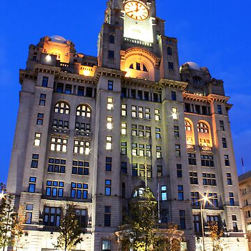 Liver Buildings by stey2008