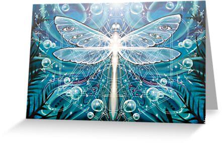 Libelle träumen von IZZYIVY